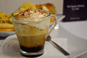 affogato coffee - Blarney